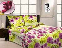Семейный комплект постельного белья бязь -3928/1 Цветущий луг