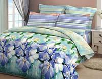 Семейный комплект постельного белья бязь -4321/2 Утренние Росы