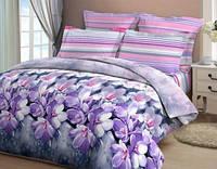 Семейный комплект постельного белья бязь -4321/1 Утренние Росы