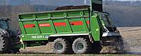 Розкидач органічних добрив Бергманн 6240 S Bergmann Разбрасыватель органических удобрений