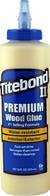 Клей столярный водостойкий Titebond II Premium D3, банка 473 мл