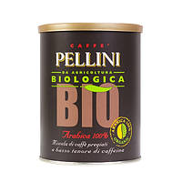 Кофе молотый Pellini Biologica 250 г в банке