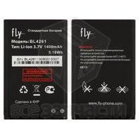 Батарея аккумуляторная BL4261 для мобильного телефона Fly DS128, original, (Li-ion 3.7V 1400mAh)