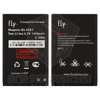 Батарея аккумуляторная BL4261 для мобильного телефона Fly P104-E42000-010, original, (Li-ion 3.7V 1400mAh)