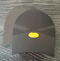 Набойки формованные BISSELL RB-612 цвет коричневый (желтый логотип)