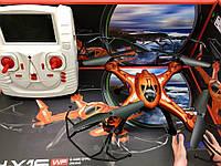 Квадрокоптер LH-X16 34см, WiFi, HD камера