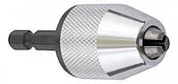 Быстрозажимной сверлильный патрон KWB Ø 0,5 – 6,5 мм