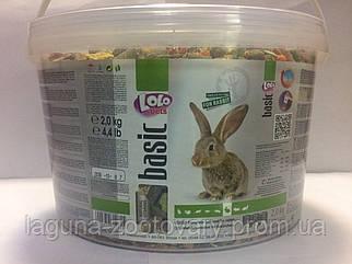 Корм Лолопетс для кролика 2 кг