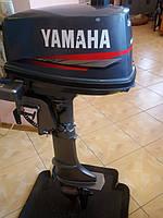 Лодочный мотор Yamaha 4 hp