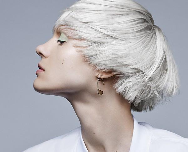 Блондирование, осветление