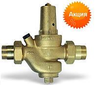 Регулятор давления воды Watts DRV ø205 мм, давление 1,5-6 бар.
