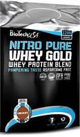 Протеин BioTech Nitro Pure Whey Gold (2,2 кг)