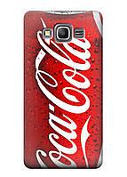 Чехол Samsung grand prime g530 / g531h -Coca-Colla Style