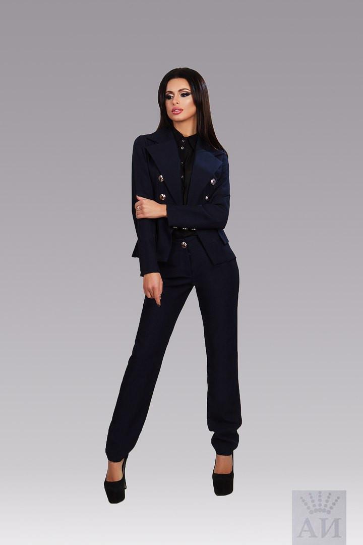 Женские пиджак и брюки доставка