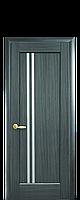 """Двери межкомнатные """"Новый Стиль Делла"""" грей"""