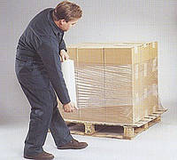 Стрейч пленка для ручной упаковки