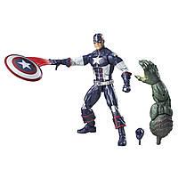 Шарнирная фигурка Капитан Америка 15 см Marvel Legends Series Secret War Captain America