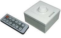 1 – канальный диммер 8А-RF-12 кнопки