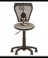 Компьютерное кресло Ministyle GTS P CAT GREY (Министайл Кот серый)