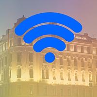 Wi-Fi в гостиннице