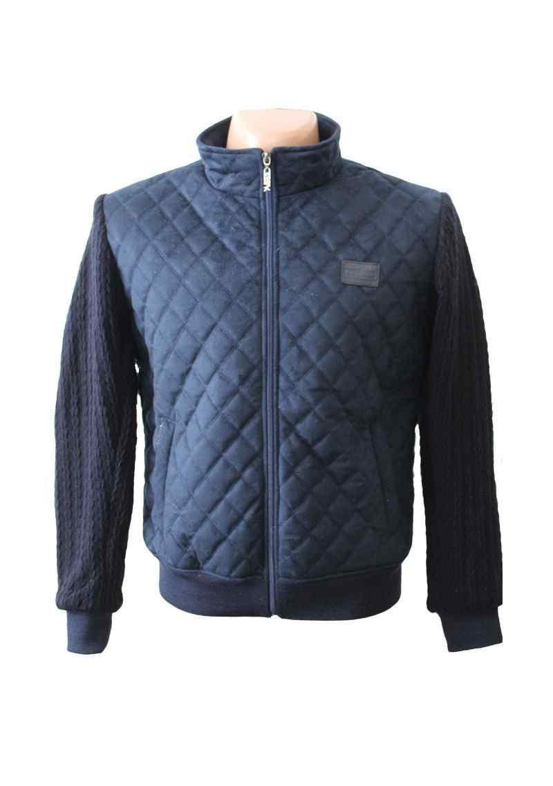 Демисезонная мужская  куртка STILL-2 синий