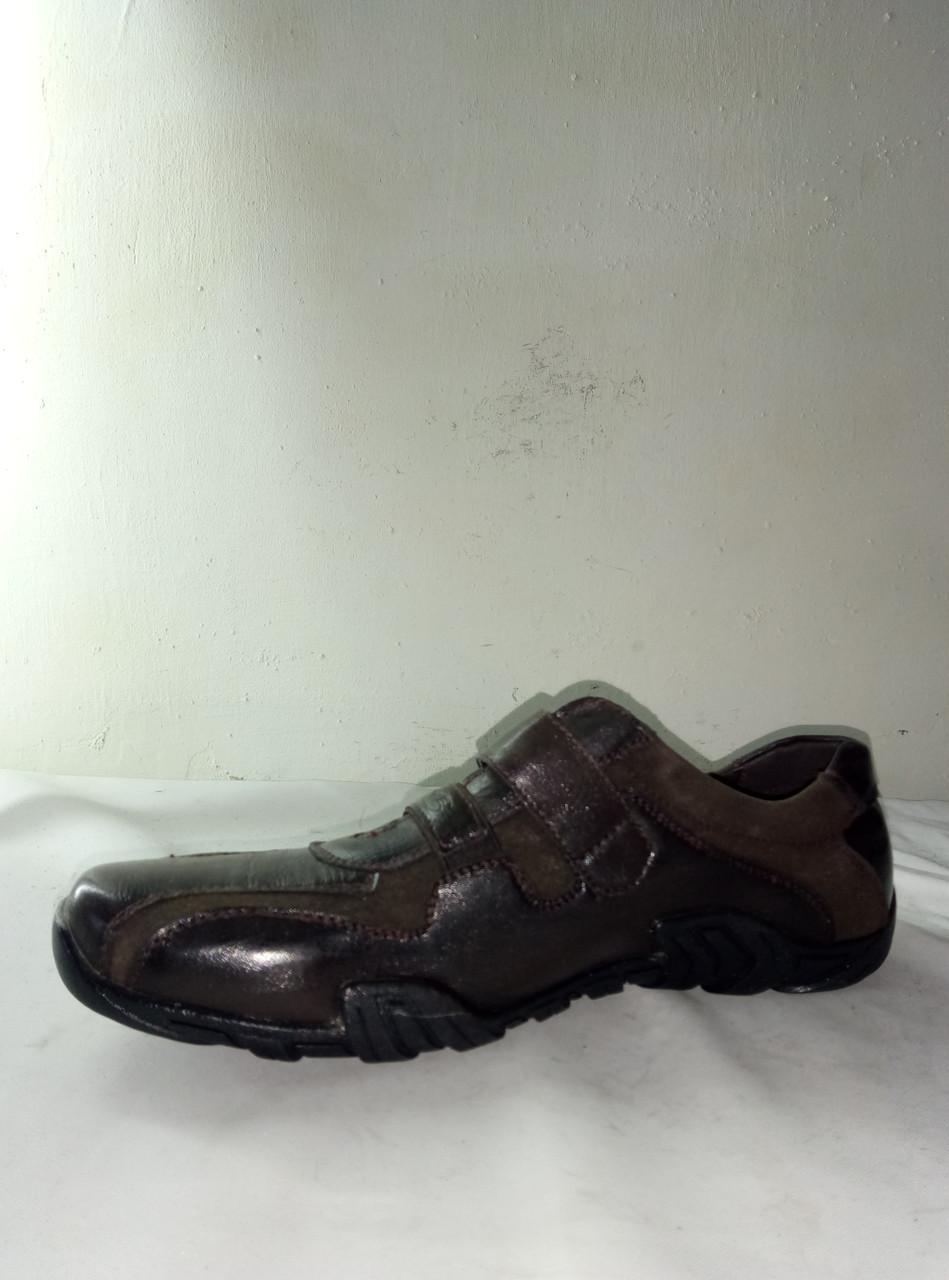 Туфли мужские SOLDOUBLE