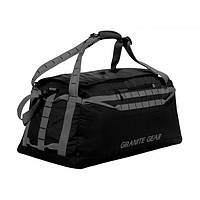 Сумка дорожная Granite Gear Packable Duffel 100 Black/Flint, фото 1