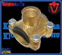 Отводы накладные трубные (врезка) 1