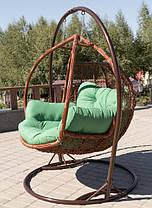 Підвісні крісла (кокони) та садові гойдалки