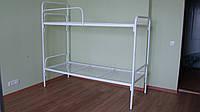 Кровать металлическая КРД003-1 (с ограждением) (ДхШ - 1900х700)