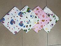 Пеленка для новорожденных Фланель