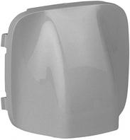 Лицевая панель кабельного вывода алюминий 755057 Legrand Valena Allure