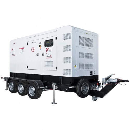 ⚡MATARI MD600 (660 кВт)