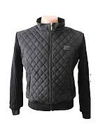 Демисезонная мужская  куртка STILL-2 черный