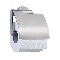 Держатель для туалетной бумаги с крышкой  Boston