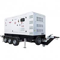 Трехфазный дизельный генератор MATARI MD800 (880 кВт), фото 1