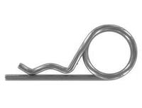 Шплинт пружинный, игольчатый, быстросъемный, DIN 11024 D