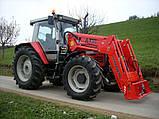Фронтальный погрузчик на трактор Massey Ferguson, фото 2