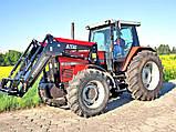 Фронтальный погрузчик на трактор Massey Ferguson, фото 4