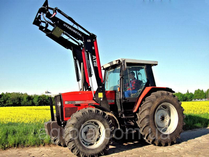 Фронтальный погрузчик на трактор Massey Ferguson