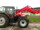 Фронтальный погрузчик на трактор Massey Ferguson, фото 5