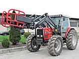 Фронтальный погрузчик на трактор Massey Ferguson, фото 6