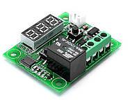 Цифровой термостат  W1209 с датчиком температуры