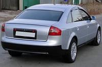 Спойлер на Audi А6 C5 (1998-2004) Бленда на стекло (односторонний)