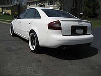 Спойлер на Audi А6 C5 (1998-2004) Сабля