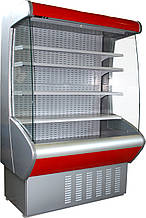 Холодильная горка CRETE F 20-08 VM 0,7-2 (Carboma ВХСп-0,7)