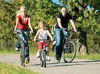 Ребенок за рулем: покупаем велосипед для юного путешественника