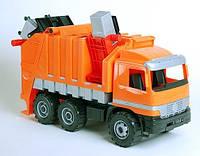 Автомобиль «Мусоровоз» с воздушной помпой 55см и контейнером Dickie 380 9000
