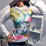 Женский стильный свитшот ( разные расцветки), фото 7