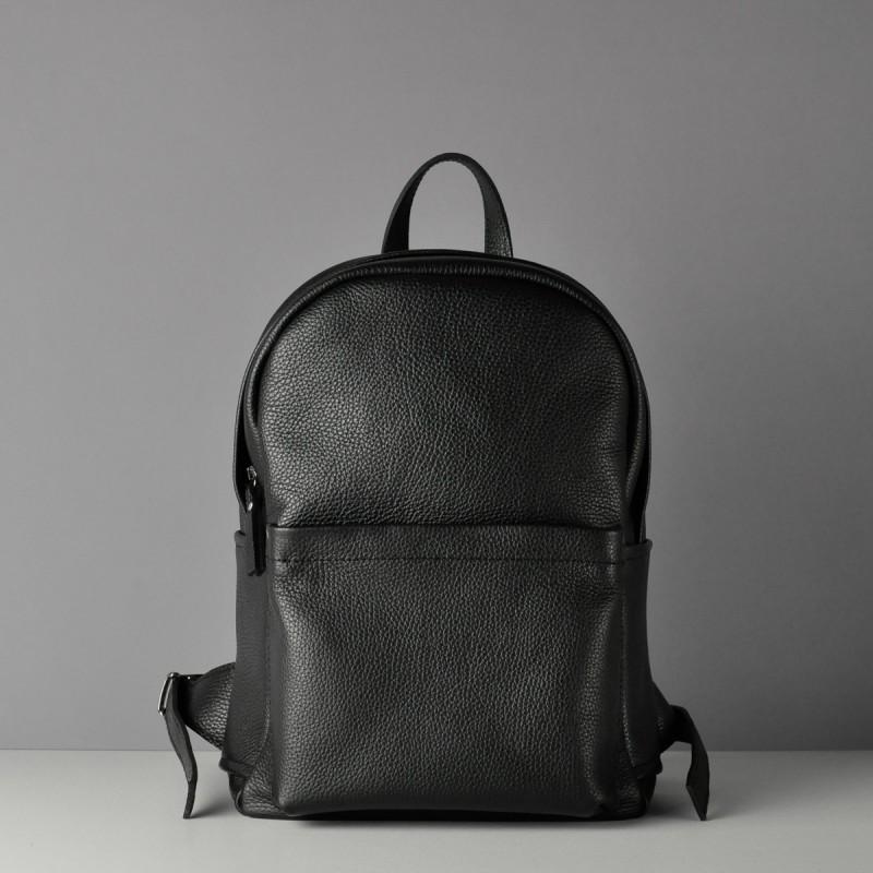 Большой рюкзак Carbon из натуральной кожи